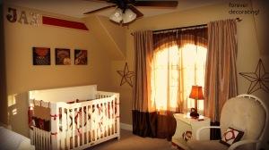 Tatalah kamar bayi anda senyaman mungkin