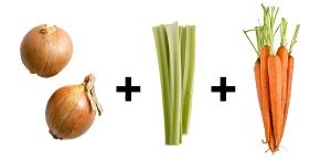 bahan dasar untuk membuat kaldu sayuran