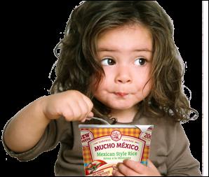 terlalu banyak mengkonsumsi makanan instan akan berakibat buruk bagi anak-anak