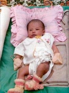 popok kain tetap yang ternyaman untuk bayi