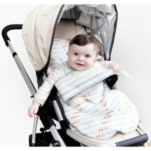 stroller bisa membuat bayi stress