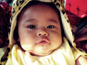 jumlah bakteri dalam perut bayi bisa terdeteksi dara cara ia dilahirkan
