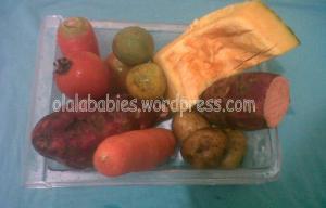 mulailah dengan makanan alami tanpa tambahan rasa saat bayi mulai makan